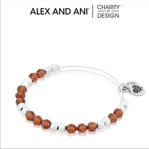 Alex and Ani Earth Beaded Bracelet